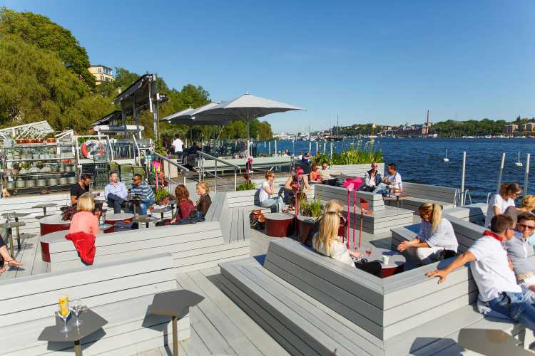 The guide to Stockholm's best al fresco restaurants and bars