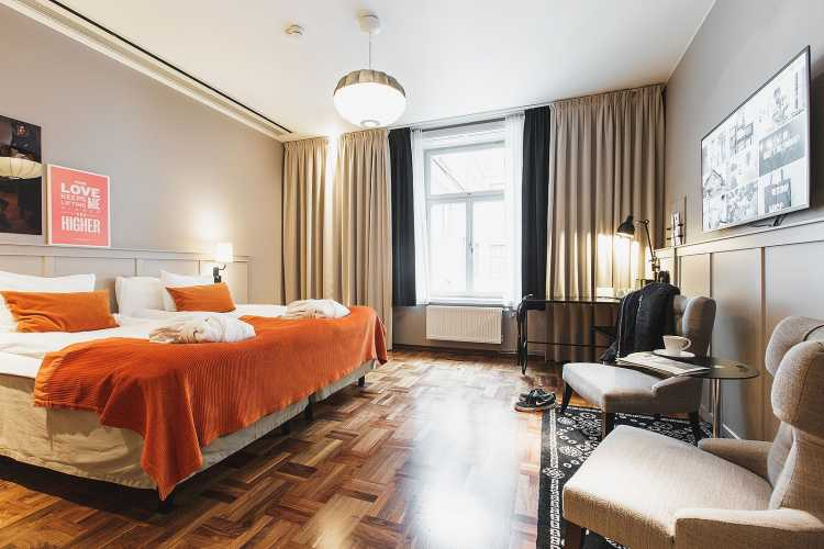 Business Hotels in Stockholm
